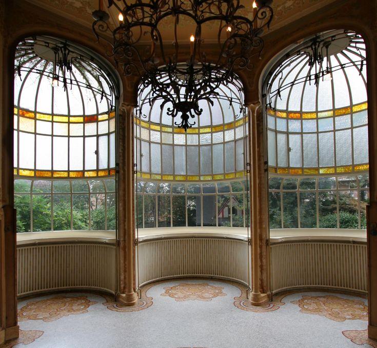 Hôtel max Hallet - Victor Horta