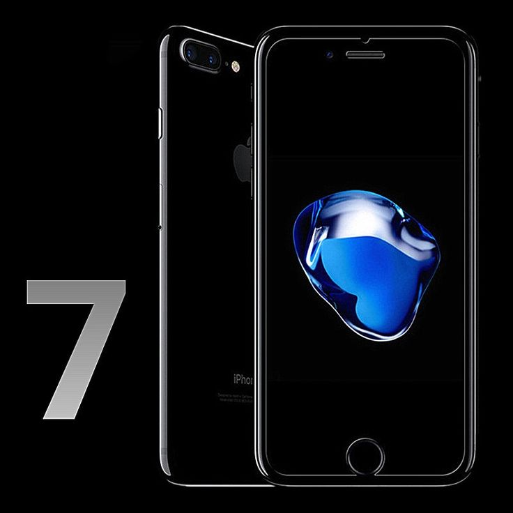 >> Click to Buy << For iPhone 7 & 7 PLUS 3D Soft Edge Flexible Tempered Glass Film Transparent Anti Blue Ray Screen Protector for iPhone7 + #Affiliate