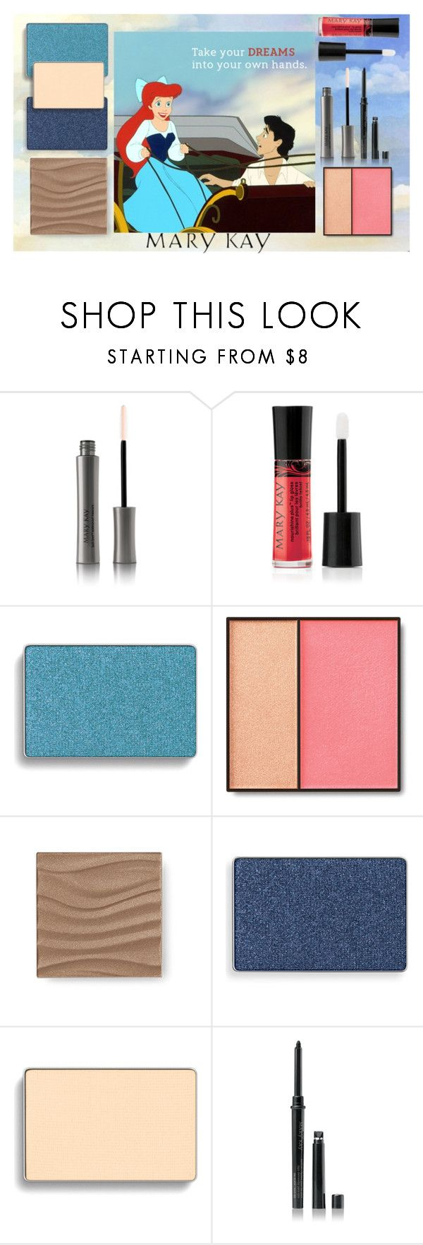 Ariel Mary Kay Color by taylormarie213 on Polyvore featuring beleza and Mary Kay