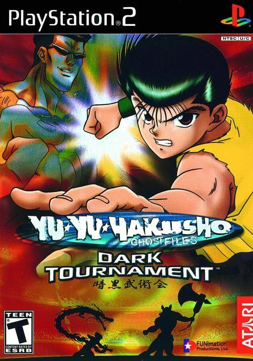 PS2 YU JOGO YU DO PARA DARK HAKUSHO BAIXAR TOURNAMENT
