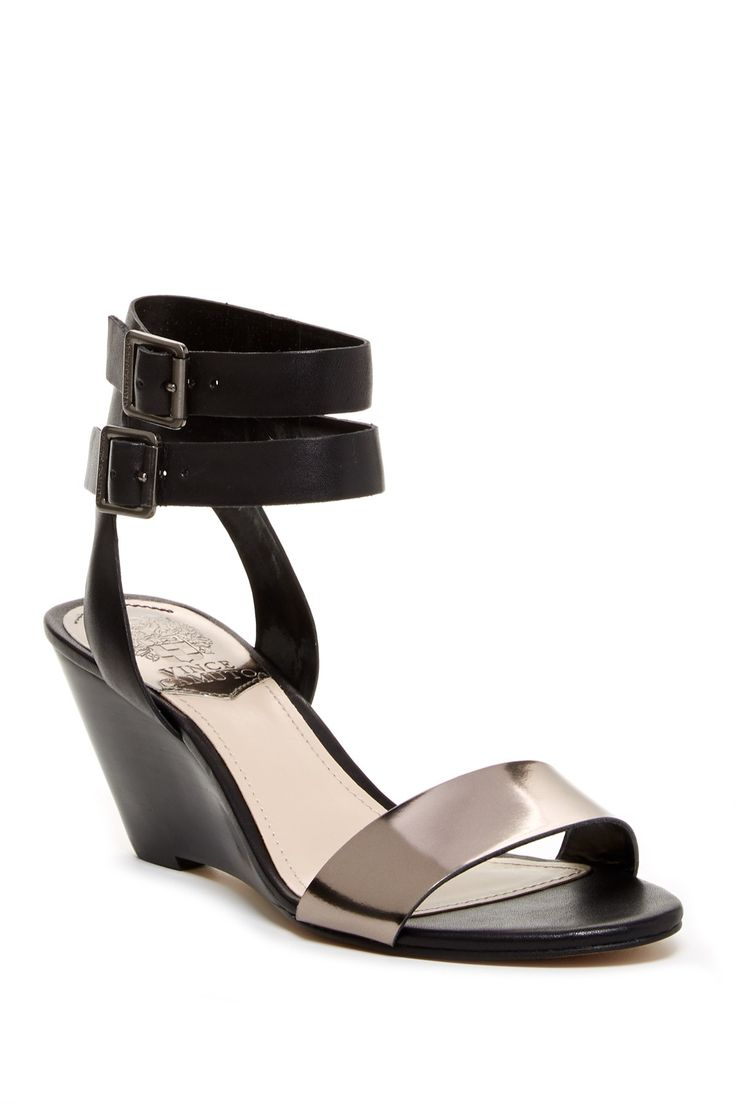 Winca Wedge Sandal by Vince Camuto on @nordstrom_rack