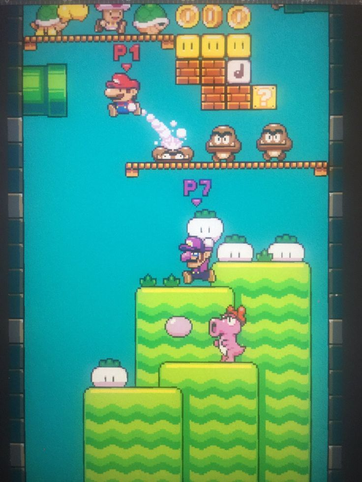 #Gamedev RT mat_annal: Added a Mario 2 and Mario 3 reference to my Mario Mock :) #Nintendo fanart #pixelart http://pic.twitter.com/274C5eLOY9 GAME4U (@GameXb0xDev) July 30 2016