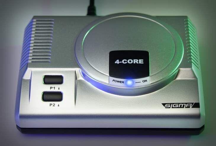 #Gadgets #centro_multimedia #consola Crean consola retro de reducidas dimensiones que además es centro multimedia y ordenador