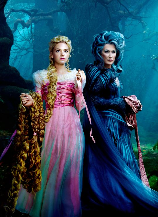 Into the Woods. I got to see an early screening about 2 weeks ago! It was great!