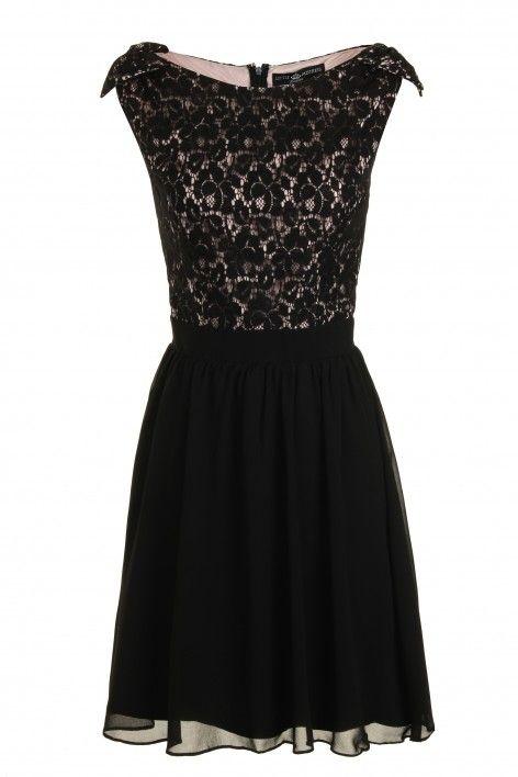 tienda online de moda, moda mujer,vestido de fiesta corto, vestido de encaje, ve