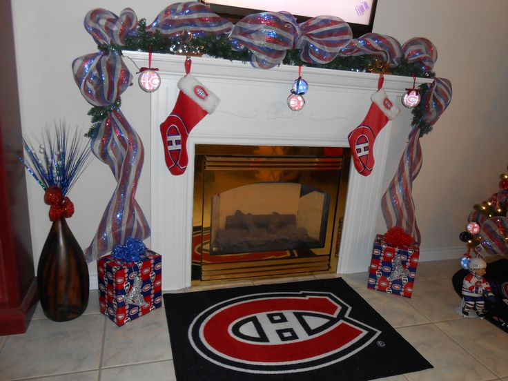 Montreal Canadiens Mantle