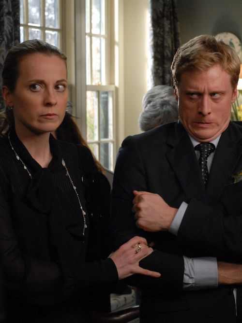 Death at a Funeral ... Seriously, I love Alan Tudyk so much.