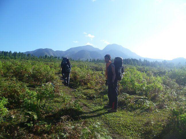 Sesean Mountain, North Toraja