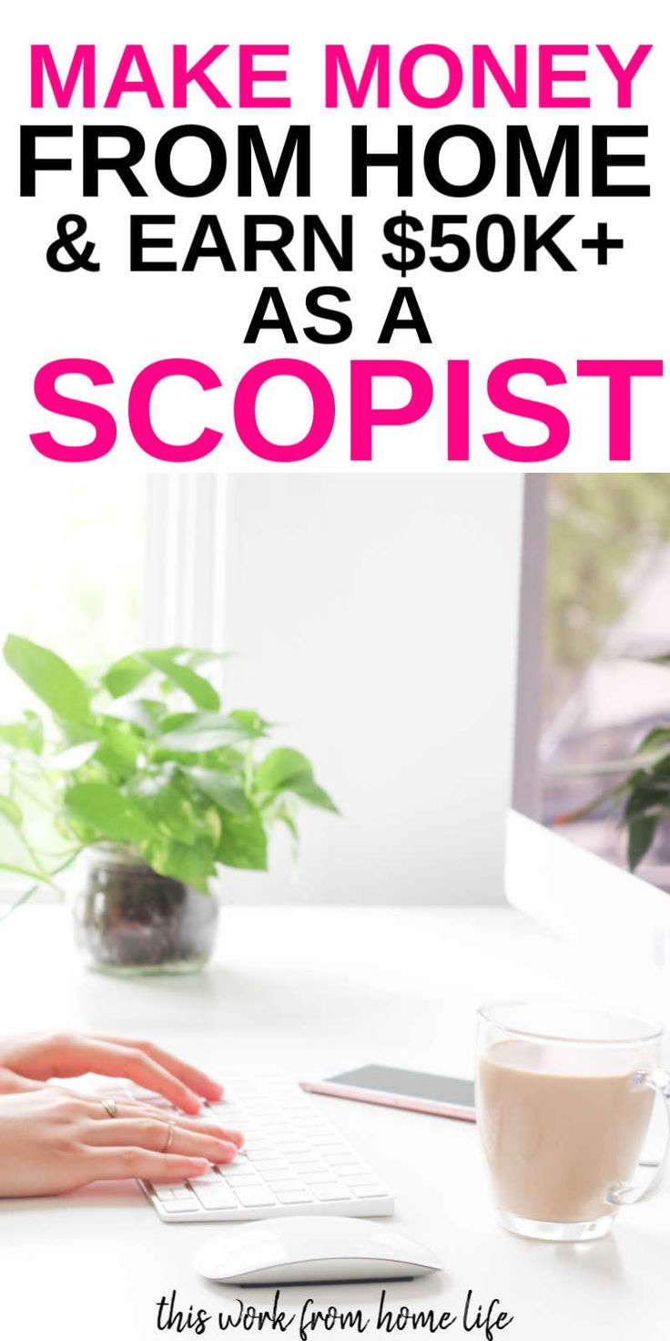 What Is Scoping? The Awesome New Work From Home Opportunity