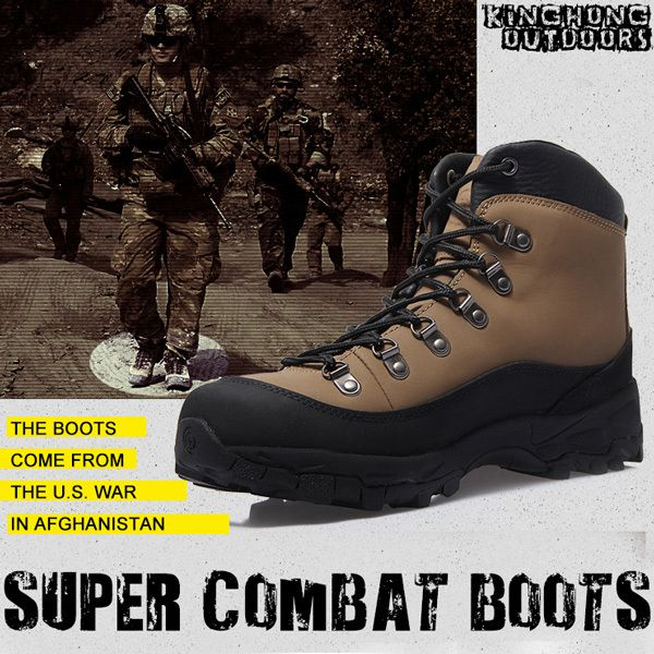 Men's Lace Up Breathable DESERT Hiking boots Army Military Boots Tactical Lightweight Combat Boots Free shipping(12007)
