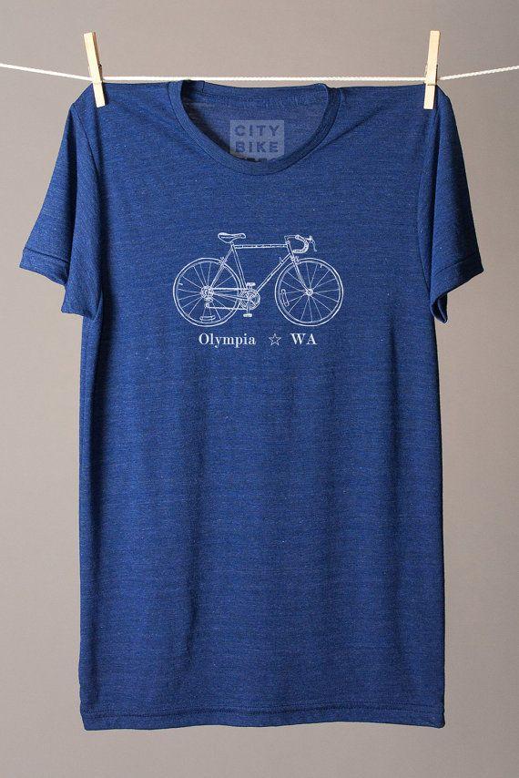 Best city bike tees images on pinterest american