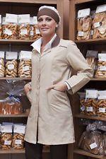 PAGAMENTO ANCHE ALLA CONSEGNA Camice Donna da Lavoro Alimentare Industria Manica lunga Abbigliamento Abiti