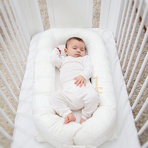 Sleepyhead Deluxe Pod (0-8 Months, Pristine White) http://www.babystoreshop.com/sleepyhead-deluxe-pod-0-8-months-pristine-white/