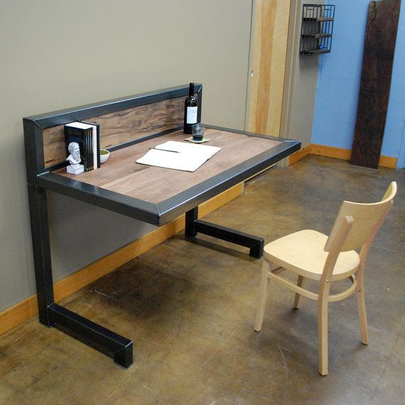 die besten 25 schreibtisch nussbaum ideen auf pinterest. Black Bedroom Furniture Sets. Home Design Ideas