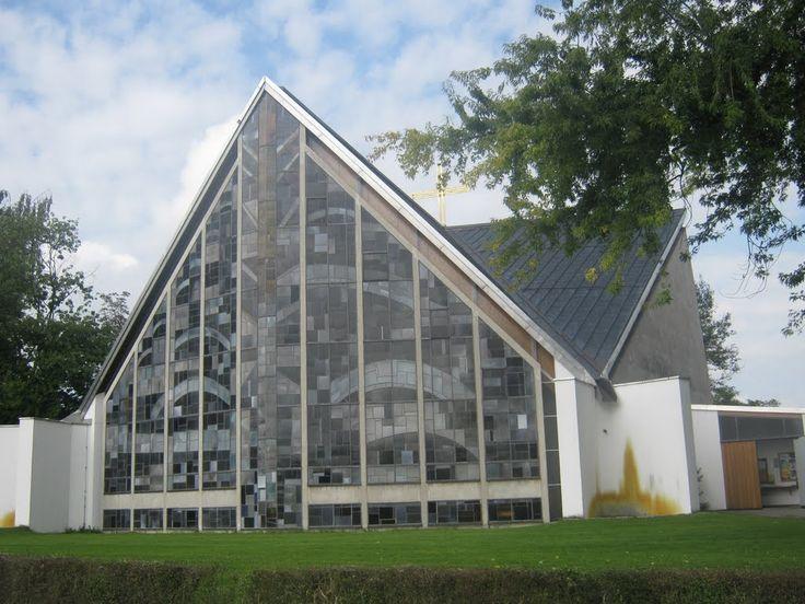 126 best Moderne Kirchen - Modernist Churches images on Pinterest - holzkchen