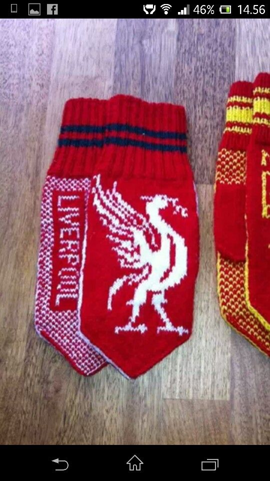Liverpool Knitting Patterns : Liverpool Knitting and crochet ideas Pinterest Liverpool and Mittens