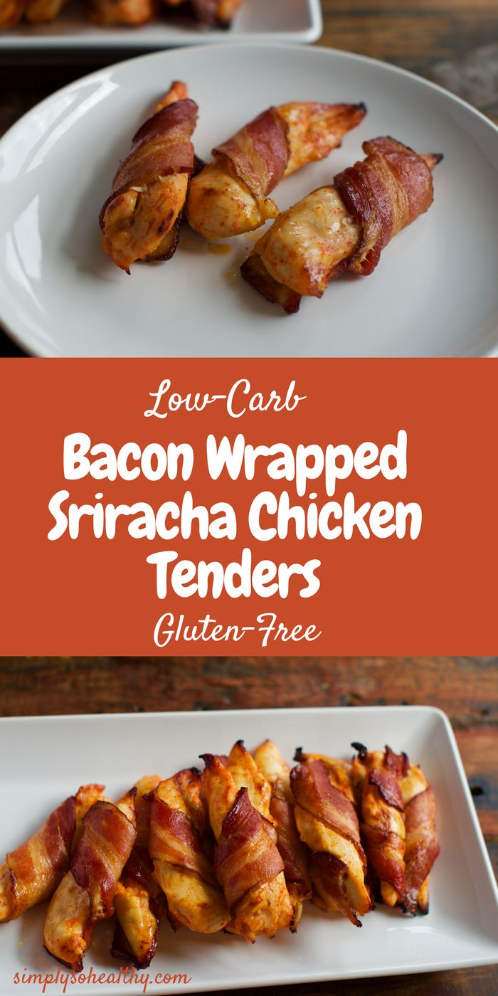 ideas about Bacon Wrapped Chicken Tenders