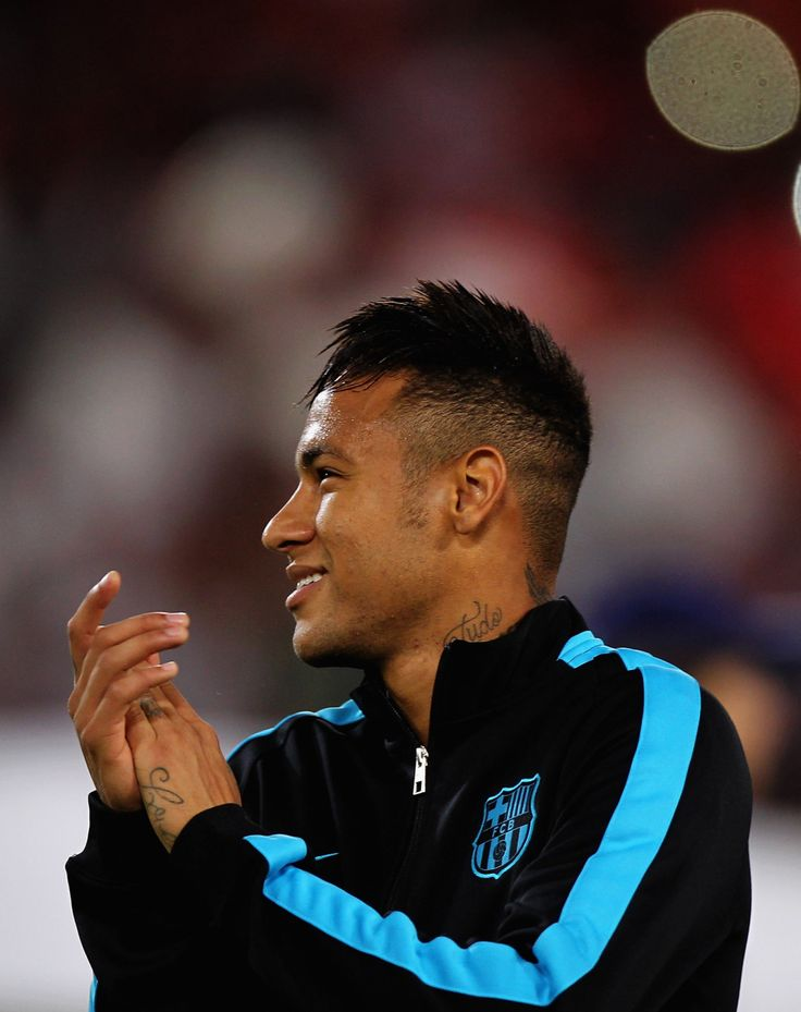 Neymar Hairstyle Adorable 705 Best Hair Neymar Images On Pinterest  Neymar Jr Football And