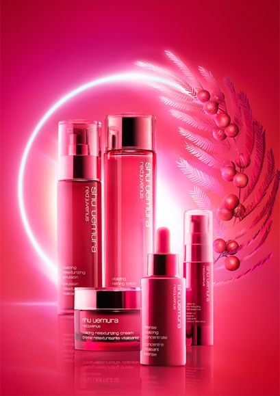 shu uemura - the art of beauty | red:juvenus