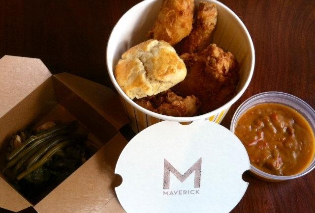 Maverick Chicken Bucket