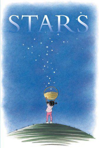 Stars - Mary Lyn Ray, Marla Frazee; Varsta 5+; Aceasta superba carte exploreaza frumusetea si versatilitatea stelelor. Stelele se pot vedea pe cerul noptii sau se decupeaza din hartie si se pastreaza in buzunar. Intr-o zi te simti stralucitoare ca o stea. Locurile cele mai bune de observant stelele sunt cele intunecate. Uita-te pe bolta si vei gasi cate una in fiecare noapte, pretutindeni. Ilustratii fenomenale sio poezie de text.