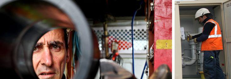 Découvrez le métier de technicien d'intervention ouvrage gaz chez #ENGIE en cliquant sur la photo.