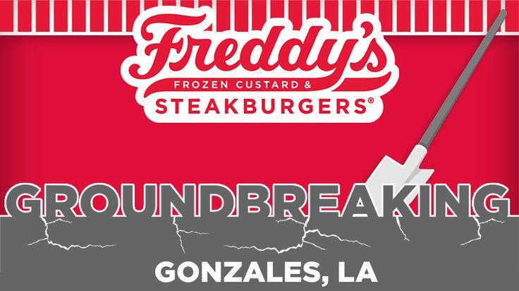 FREDDY'S FROZEN CUSTARD & STEAKBURGERS COMING SOON TO GONZALES