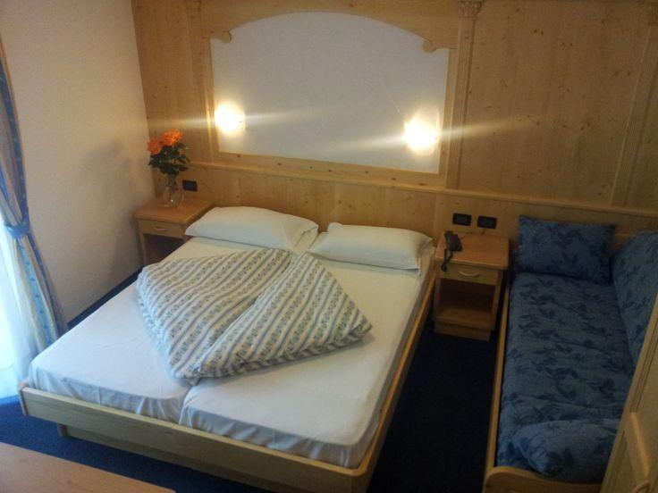 Che ne dite di #riposare in questa #camera?