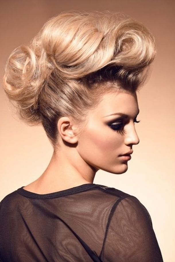 funky hair up styles 203 best hairstyles images on make up looks 8321