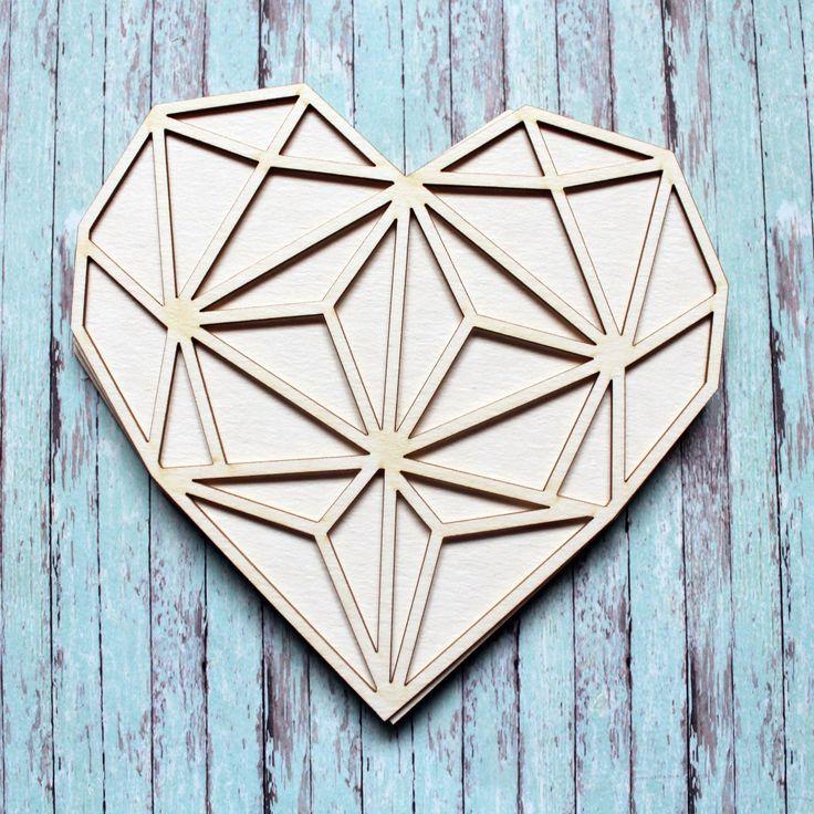 NőiCsizma | Geometrikus szív formaalbum