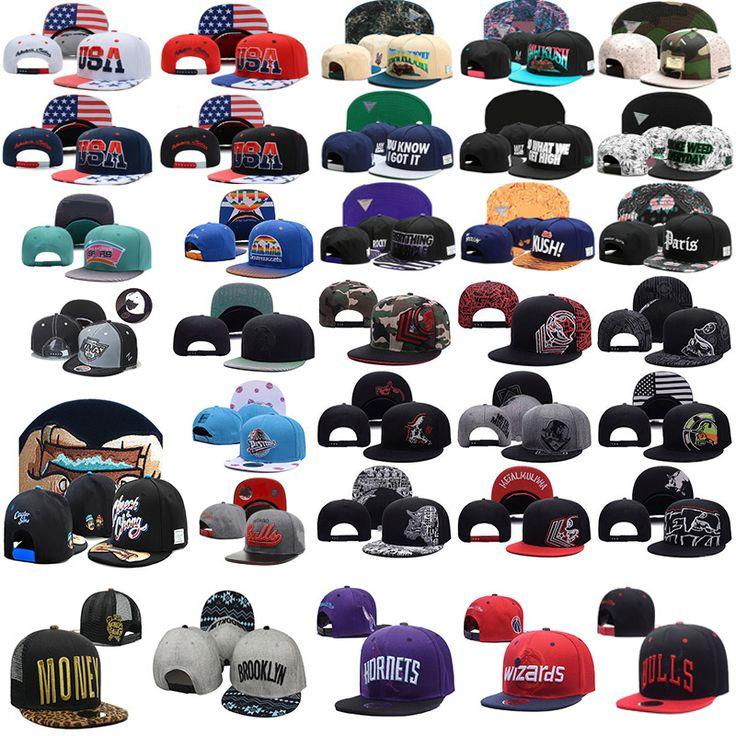 Wholesale Hat Sport Gorras Snapback Cap