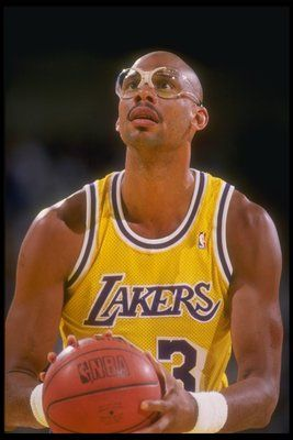 Kareem Abdul -Jabar, the NBA's all-time leading scorer, with 38,387 points. During his career with the NBA's Milwaukee Bucks and Los Angeles Lakers from 1969 to 1989, Abdul-Jabbar won six NBA championships and a record six regular season MVP Awards. In college at UCLA, he played on three consecutive national championship teams.  Politics - In 2012 he was selected as a US cultural ambassador.