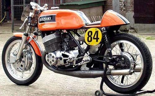 Great looking Suzuki Titan