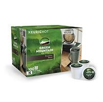 Green Mountain Coffee, Breakfast Blend (100 K-Cups)