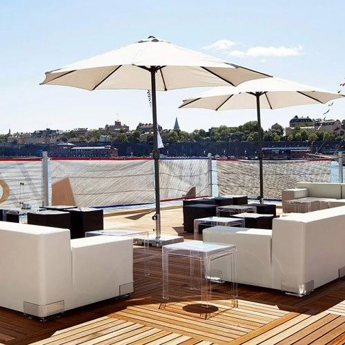 Best of all, they make the perfect transitional indoor-outdoor piece. http://www.yliving.com/blog/indoor-outdoor-furniture/