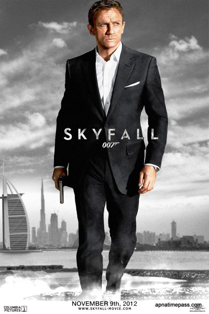 image detail for are here skyfall movie skyfall movie posters skyfall movie poster 9 i. Black Bedroom Furniture Sets. Home Design Ideas
