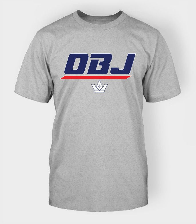 Odell Beckham Jr New York Giants Gear | OBJ Standard Men's Tshirt $29.99  #GiantsNation #