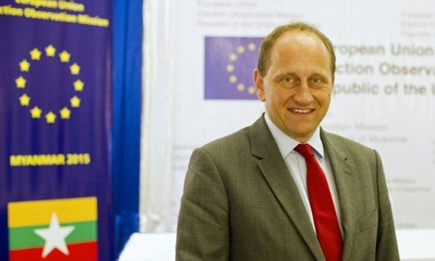 European Parliament vice-president and German aristocrat Alexander Graf Lambsdorff warned David Cameron's deal with the EU was 'not legally binding' and could be voted down by MEPs.
