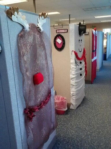 football decorations for a cubicle - Google Search