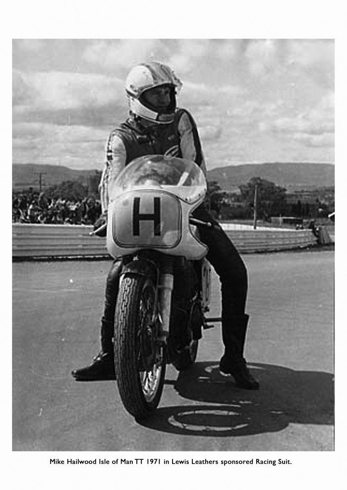 Mike Hailwood Isle of Man TT 1971