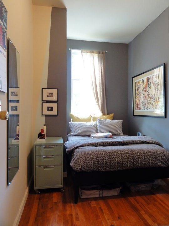 """Catherine's """"Dark Grey & Minty Fresh"""" Room Room for Color ..."""