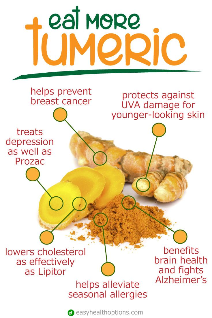 Turmeric Fights Prostate Cancer