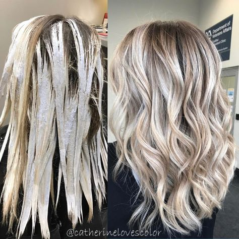 """1,275 Likes, 36 Comments - Michigan Balayage 