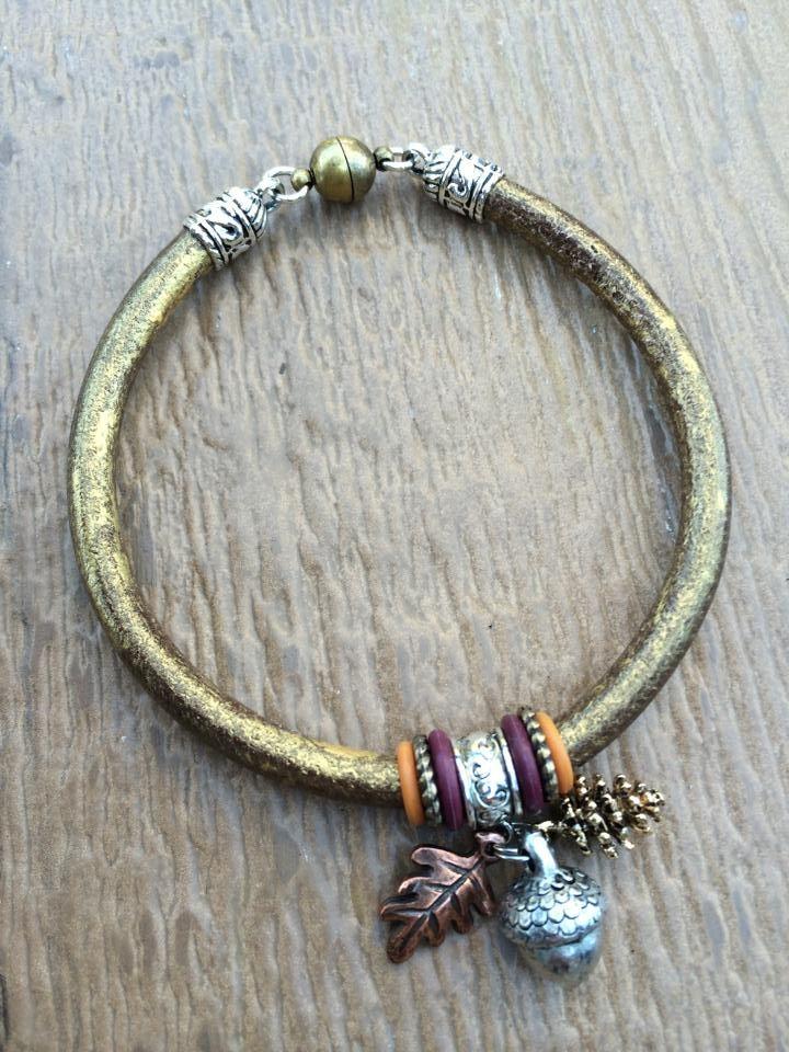 Handmade jewelry by Tammy Glass