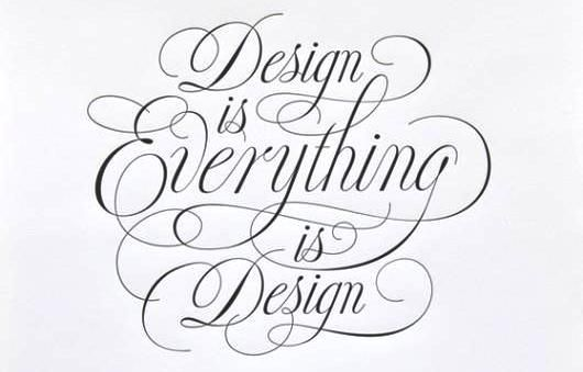 #Design is everything is design #JustBe
