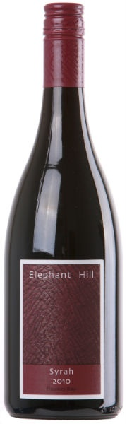 Syrah is a specialty.