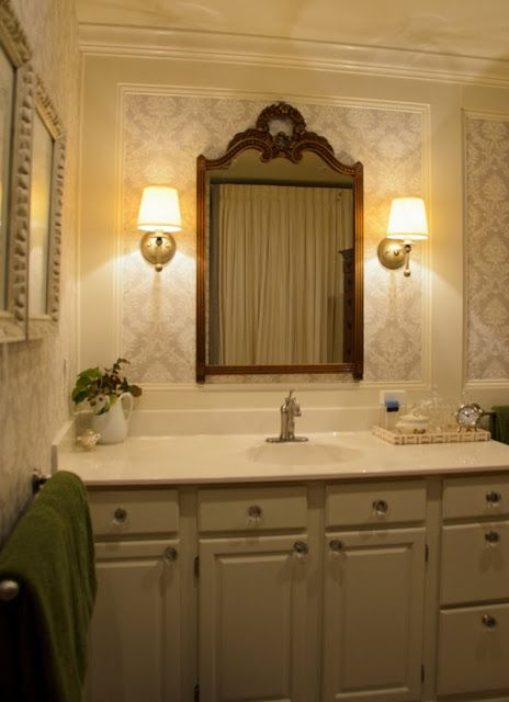 Bath makeover before and after pictures must see the for Bathroom photos you must see
