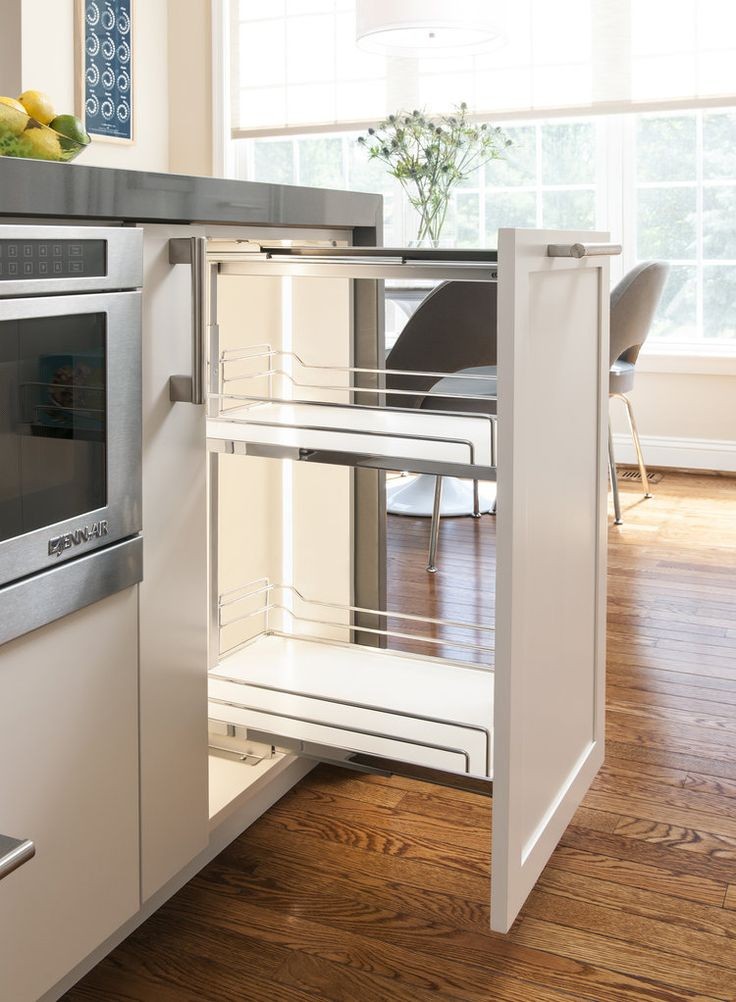 1000 Ideas About Base Cabinet Storage On Pinterest