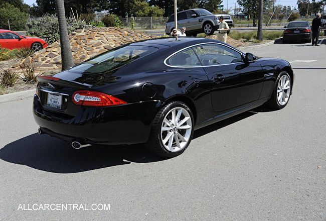 Jaguar XK 2013 Test Drives - All Car Central Magazine . ONE NICE CAR!