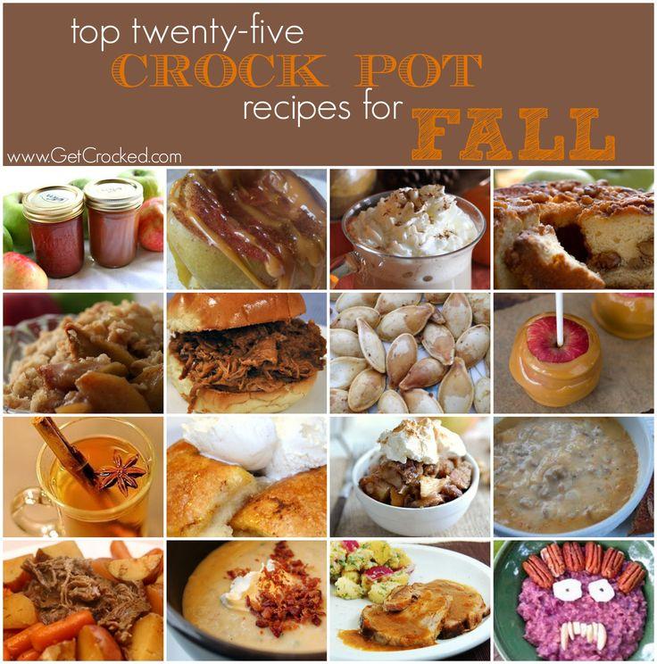 Top 25 Fall Crock Pot Recipes